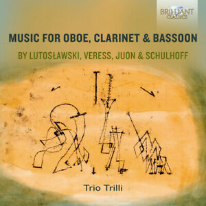 Music for Oboe & Clarinet [New CD]