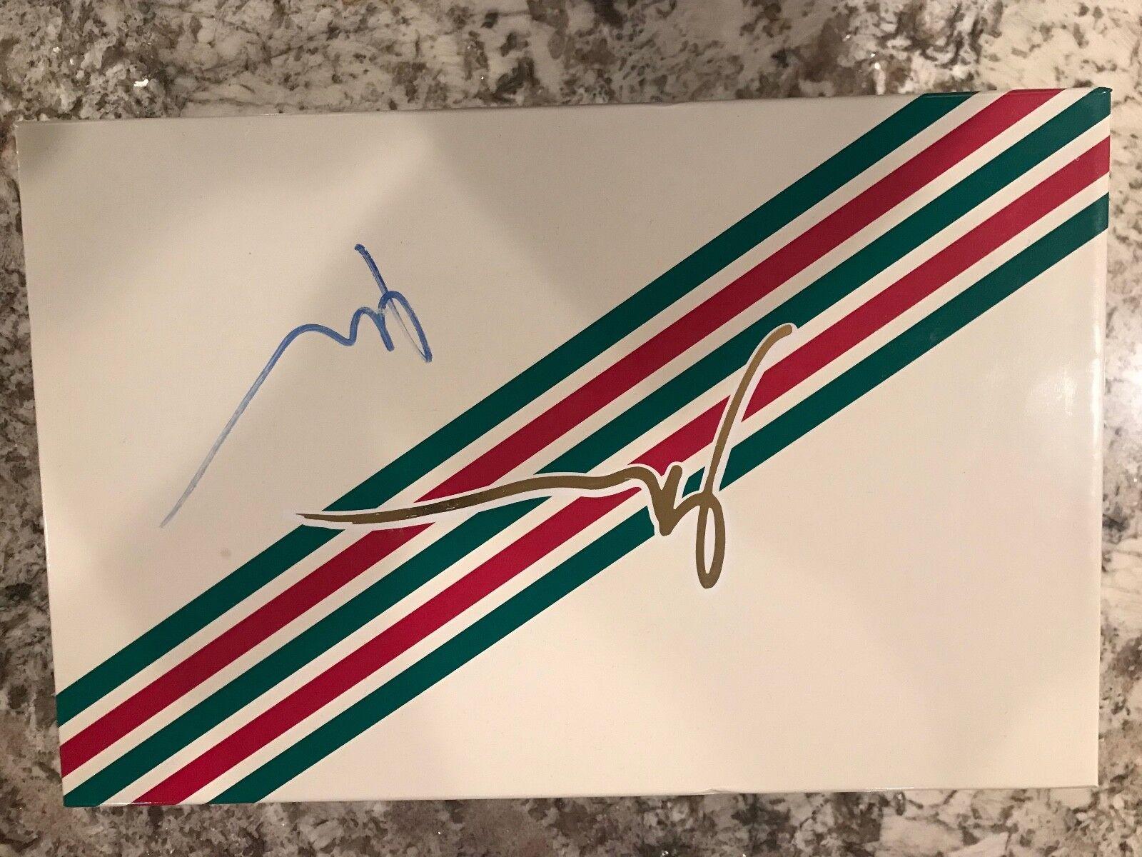 Gary Vee K-Swiss Zapato de Edición Limitada Palacio X SP 25 Caja de autógrafos ()