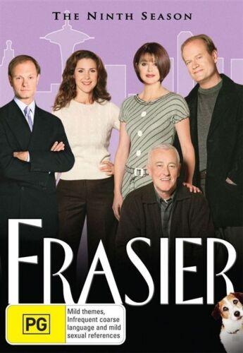 1 of 1 - Frasier : Season 9 (DVD, 2011, 4-Disc Set)