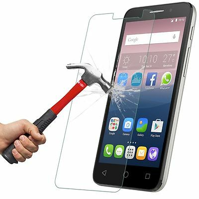 """Premium Real Tempered Glass Screen Protector For Alcatel OneTouch Pop 3 5.5"""""""