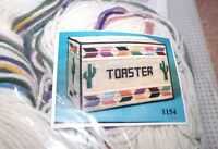 Design Works Southwest Toaster Cover Plastic Canvas Kit