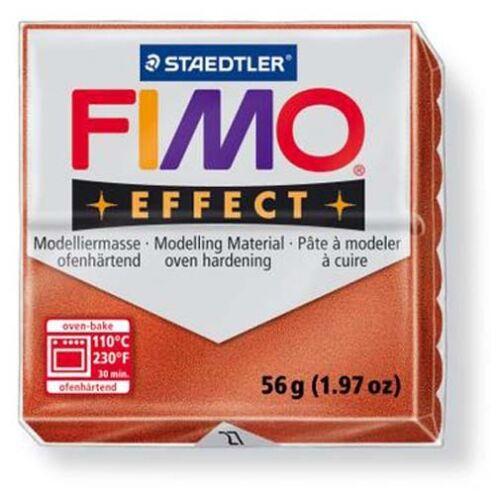 Pain de pate FIMO EFFECT 56g à l/'unité diverses couleurs NEUF