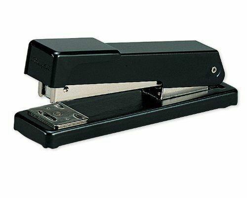 Swingline S7040501 Light Duty Standard Stapler 20 Sheets Black for sale online