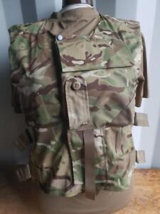 GENUINE-BRITISH-ARMY-COMBAT-BODY-ARMOUR-COVER-MTP-VARIOUS-SIZES-FREE-P-amp-P