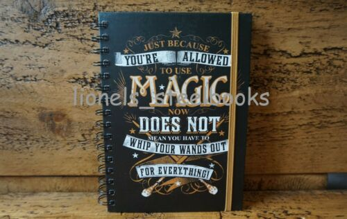 HARRY POTTER A5 LINED NOTEBOOK/'S 7 DIFFERENT DESIGNS GREAT QUALITY
