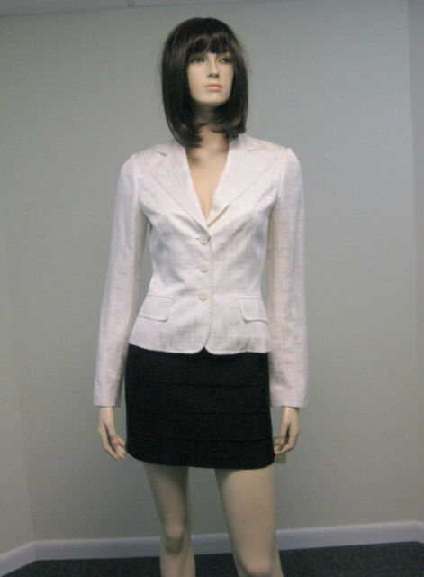 Dolce & Gabbana Long Sleeve Blazer  6 US / 40 IT