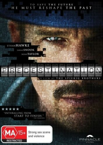 1 of 1 - Predestination (2XDVDS, 2014)
