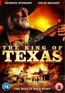 Patrick-Stewart-Roy-Scheider-King-of-Texas-DVD-NUEVO