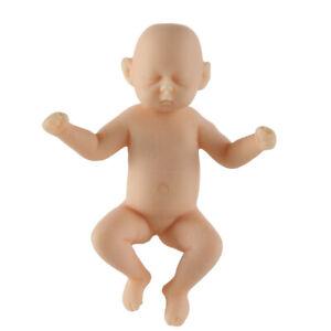 3 46 Cute Reborn Baby Boy Dolls Realistic Mini Lifelike Full Body Newborn Doll Ebay