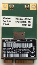HP Ericsson F5321gw Mini PCI-e UMTS/3G/HSPA+