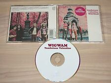 WIGWAM CD - TOMBSTONE VALENTINE / LOVE RECORDS in MINT
