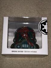 6/'/' Star Wars Special Edition Disney Store Legion Helmet Series Boba Fett