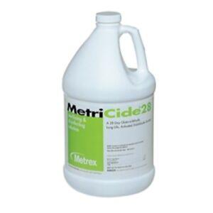 Image Is Loading METREX METRICIDE 28 2 5 GLUTARALDEHYDE 1 GALLON