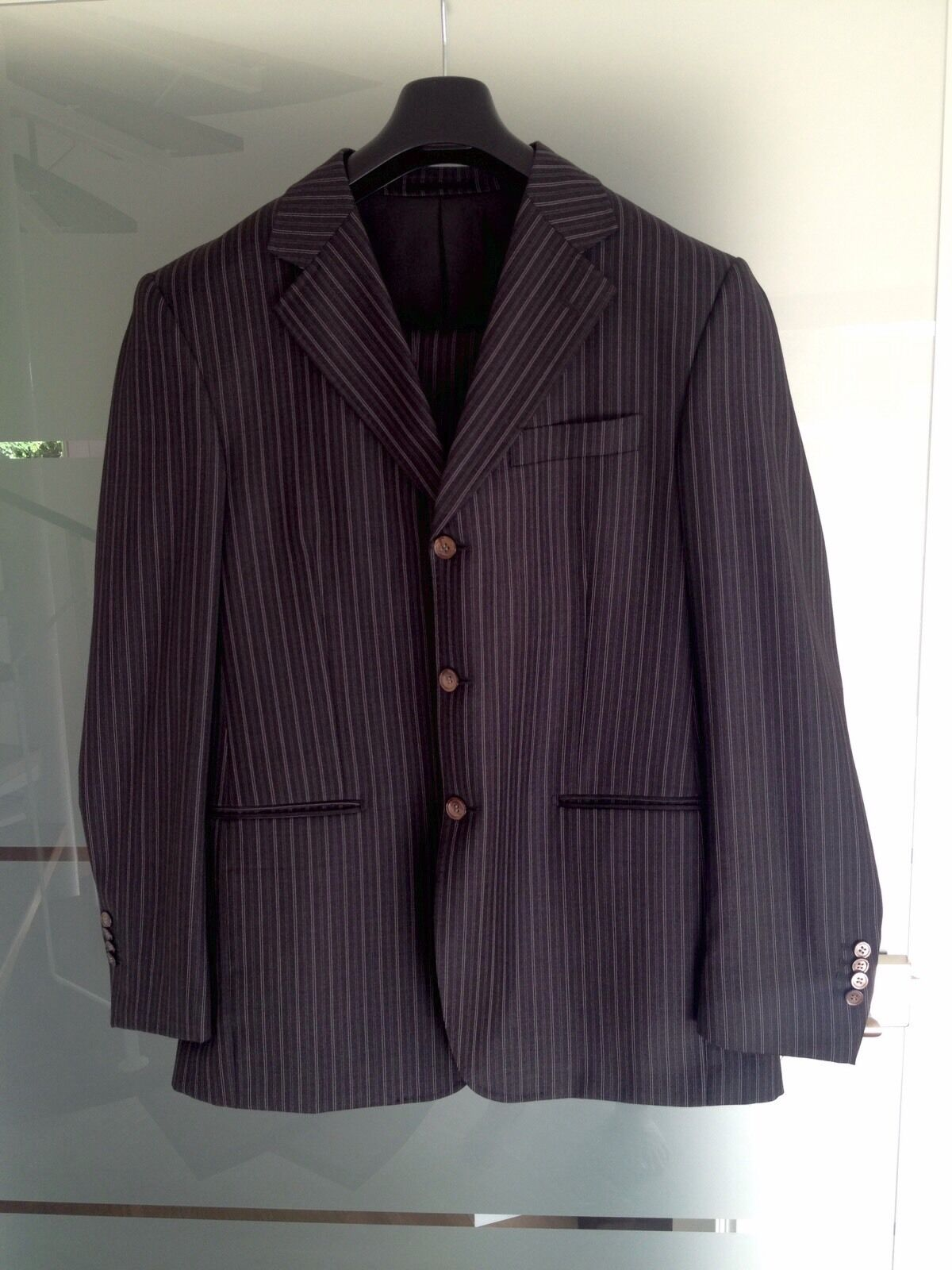 Gianfranco Ferrè Anzug Größe 52 Original NEU
