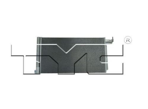TYC 3981 A//C Condenser Assembly for Ford Focus 2012-2014 Model