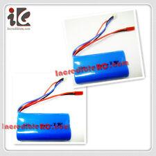 2X BATTERY 7.4V LI-ION DOUBLE HORSE DH 9053 RC HELICOPTER SPARE PARTS 9053-26