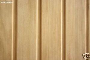 profilholz hemlock profilbretter sauna holz saunaholz saunalatten 16x94x2130mm ebay. Black Bedroom Furniture Sets. Home Design Ideas
