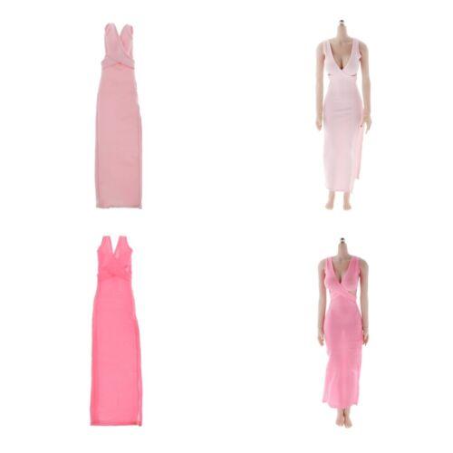 1//6 Soldier Clothing Summer Women Dress Clothes Accessorio per abiti fai-da-te