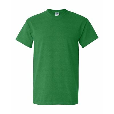 Gildan Mens Plain T Shirts Solid Cotton Short Sleeve Blank Tee Top S-3XL G500