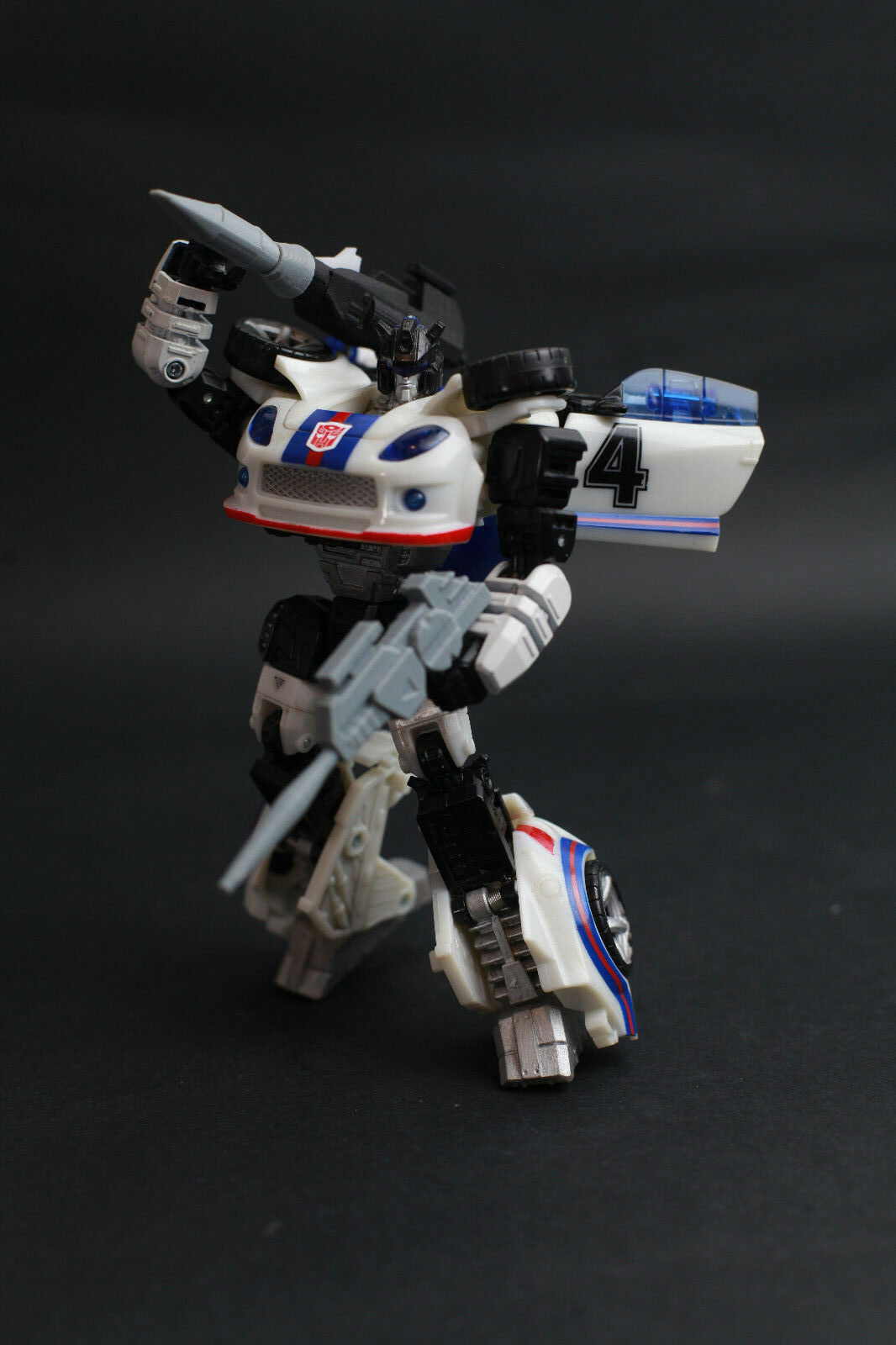 Transformers RTS Jazz G1 style weapons  (NO FIGURE)