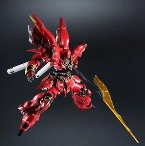 Robot Spirits Côté Ms Sinanju Vrai Marquage Version Figurine Gundam Uc Bandai