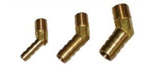 Raccord laiton 45°  - Brass fitting 45 degree Hot Products - Jetski - PWC