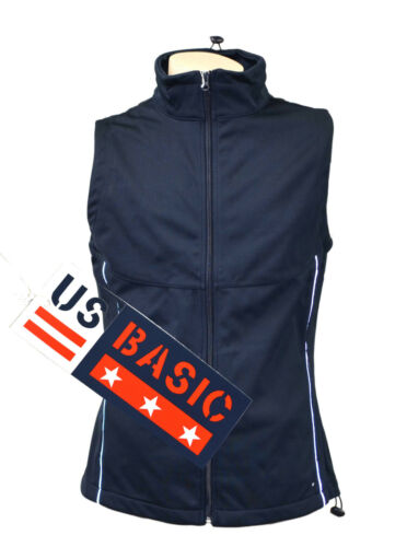 Strips Cromwell Basic Navy Reflective scaldamuscoli Gilet Ladies Scaldamuscoli Basic 1OCqwqa