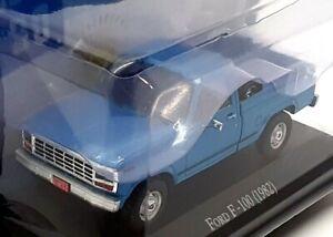 ALTAYA SCALA 1/43 FFR5 - 1982 FORD F100-Blu