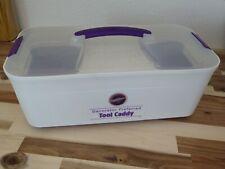 Wilton Decorator Preferred Cake Decorating Supplies Caddy Baking Tool Storage