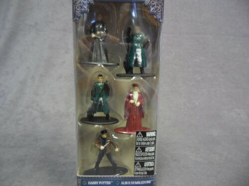 Harry Potter 5-pack B Details about  /Nano Metalfigs Die-Cast Metal 1 2//3 Inch Figure Toy