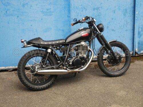 Phares lumineuse Grille Harley Davidson Sportster Softail bobber brat