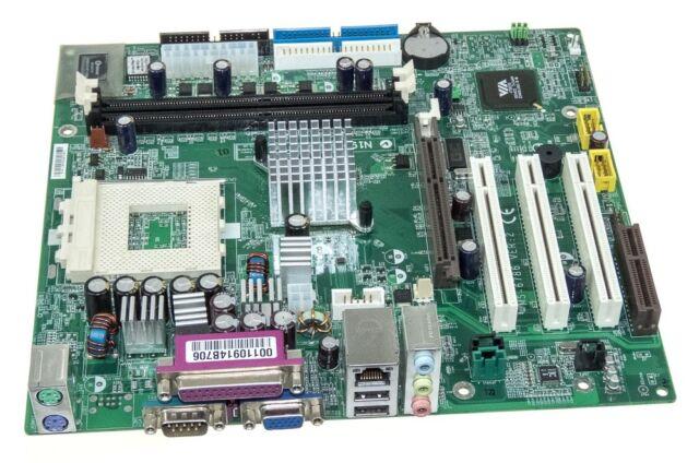 mainbaord MSI MS-6786 S.462 DDR AGP PCI RJ-45 USB LPT