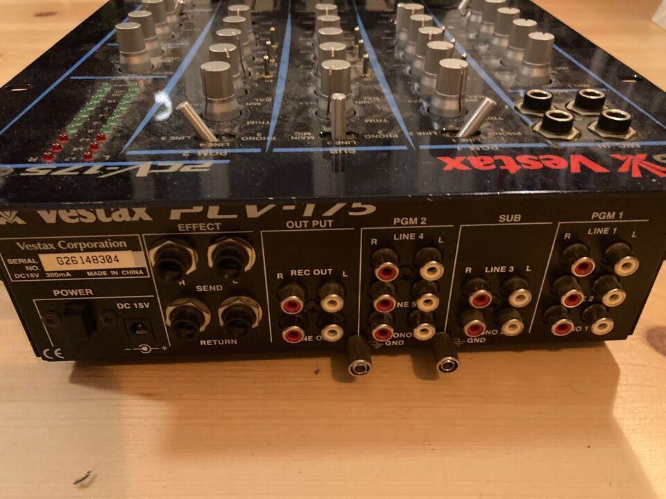 Mixer, Vestax Pc v-175
