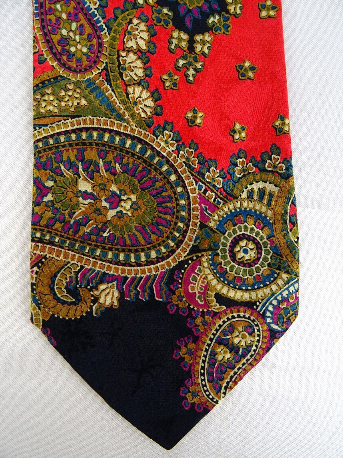 Krawatte Krawatte Krawatte von BRIONI, 100% Seide, Made in , Luxus, Schlips  | Schön geformt  7cea1a