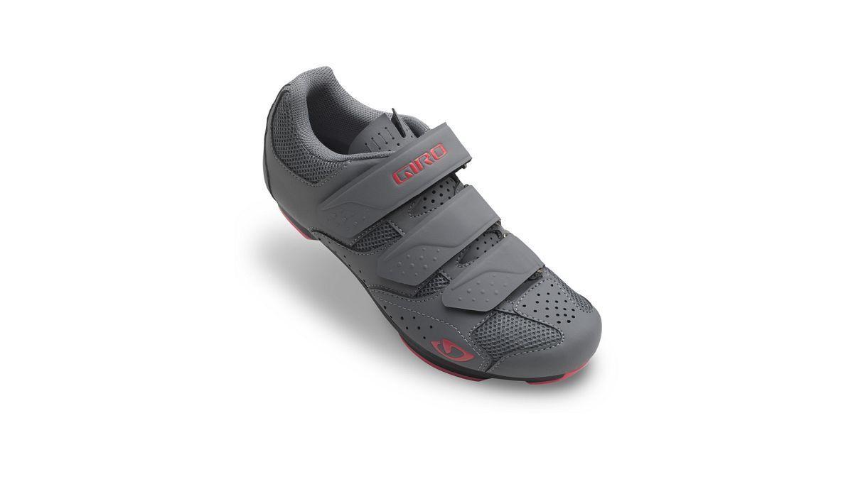 Giro Rev Damen Damen Damen Rennrad Fahrrad Schuhe grau 2019 07164f