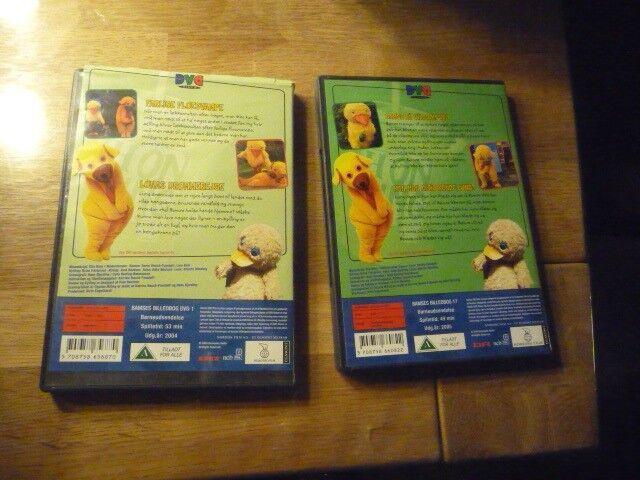 Bamses billedbog , DVD, tegnefilm