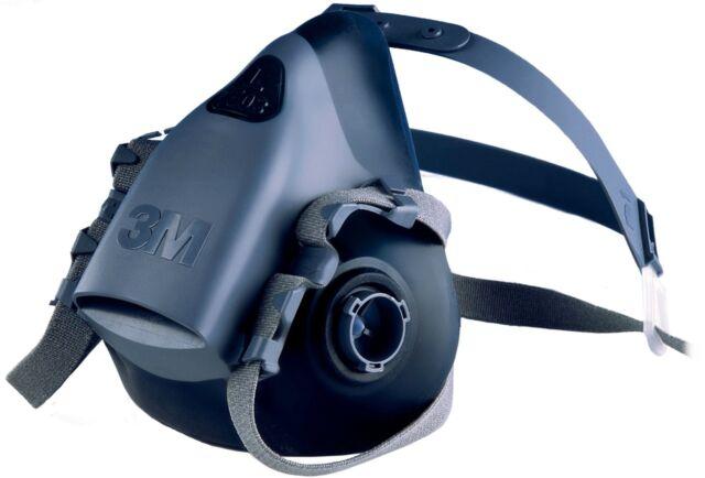 3M Halbmaske Serie 7500 / Maskenkörper Größe: L large 7503 3M Atemschutzmaske