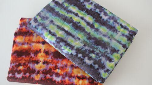 Eco-Tex de toalla 50 x 140 cm tie dye impresión digital