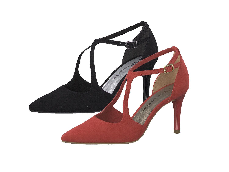 Tamaris 1-24415-22 femmes Escarpins Bride Escarpins Stiletto High-heels