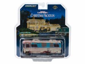 CONDOR II - Wohnmobil / Camper - 1972 - Christmas Vacation - Greenlight 1:64