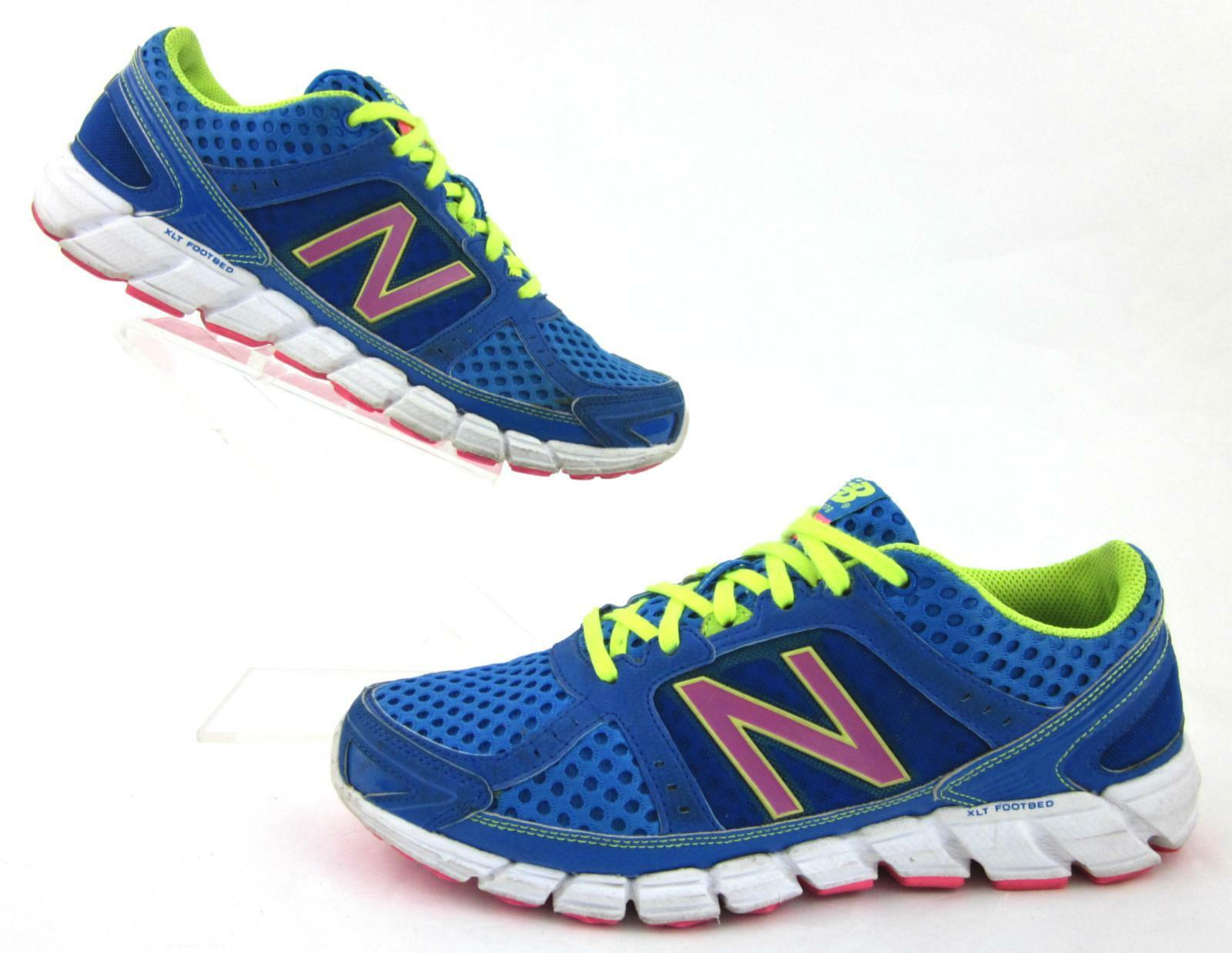 New Balance 750v1 Womens Running shoes Royal bluee   Neon   Purple US 8B