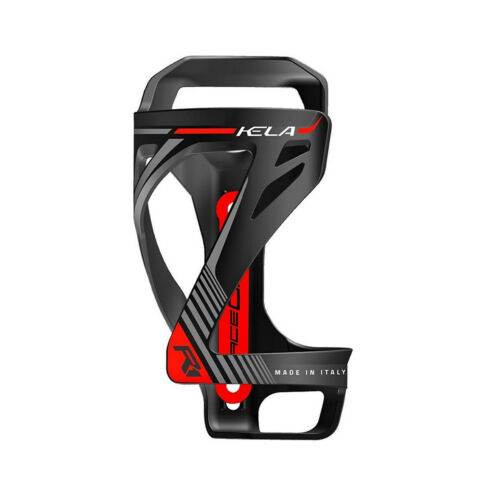 portaborraccia kela inserimento laterale rosso 307861155 RACEONE bicicletta