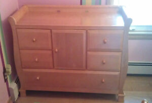 Bon Image Is Loading Wooden Natural Olympia Changing Table