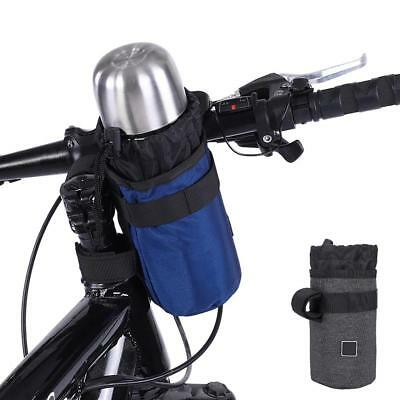 Insulation Bike Bag Water Bottle Cup Tube Holder Bicycle Sports Pouch Handlebar