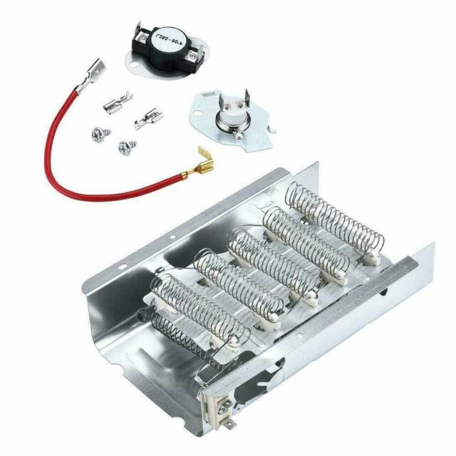 Dryer Heating Element Thermal Fuse Amana NED4655EW1