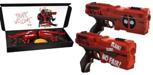 Image is loading Nerf-Rival-DEADPOOL-KRONOS-XVIII-500-Dual-Pack-