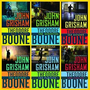 John grisham theodore boone book 5