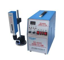 220v High Frequency Electric Spark Machine Broken Taps Screws Remover Sd 600d