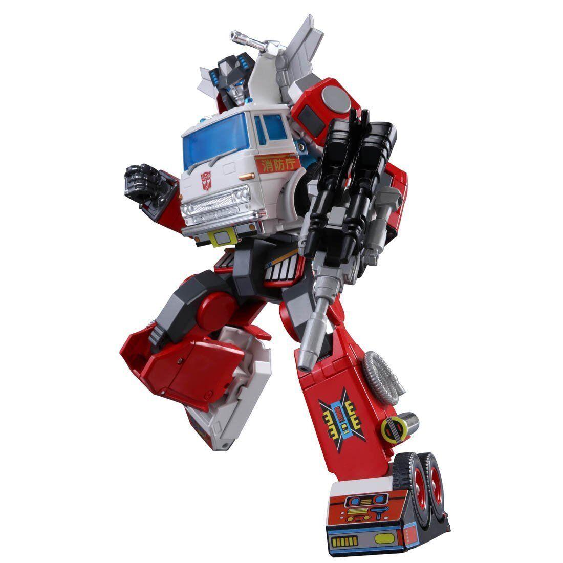 Takara Tomy Transformers Masterpiece MP-37 Artfire Figure JAPAN OFFICIAL IMPORT