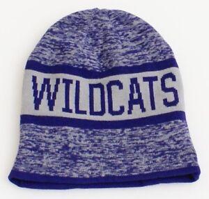 Nike-Reversible-Kansas-State-Wildcats-Purple-amp-Gray-Knit-Beanie-Men-039-s-One-Size